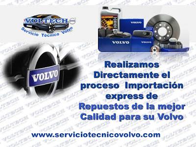 Cambio Correa de Reparticion Volvo