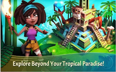 FarmVille: Tropic Escape MOD APK v1.28.1303 Unlimited Money Coins gems - JemberSantri