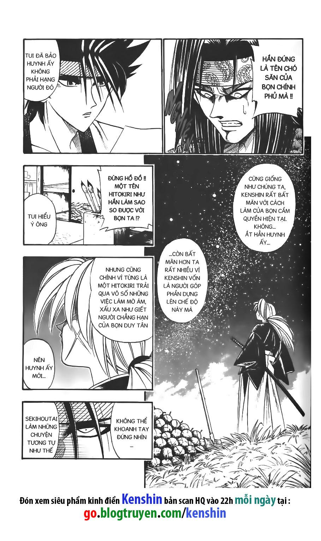 Rurouni Kenshin chap 47 trang 15
