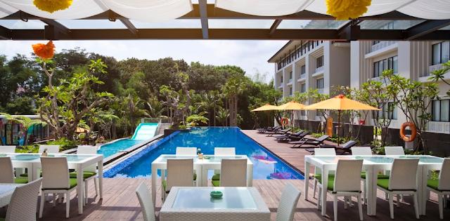Hotel%2BHarris%2B%2526%2BConventions 10 Hotel Terbaik dan Terfavorit di Kota Malang