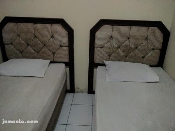 kamar hotel kalianda
