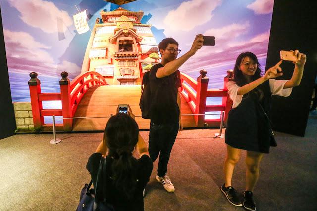 20160725145546827 166 06489 001 - 熱血採訪│2017必看展覽,吉卜力的動畫世界來台中囉!20多名日本電影場景製作團隊來台搭設還原經典場景
