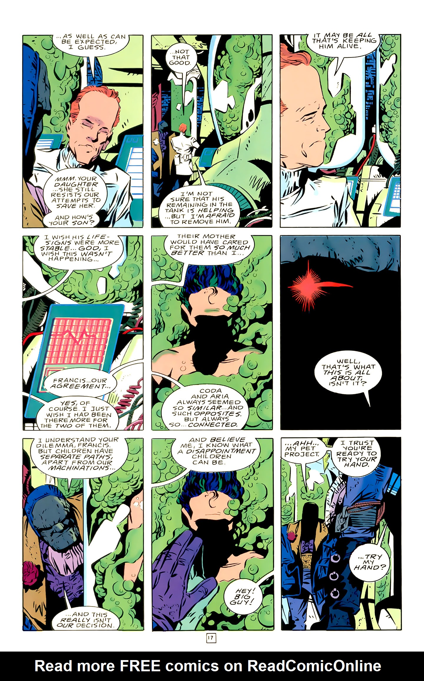 Legion of Super-Heroes (1989) 21 Page 17