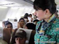 Kisah Buyuang, Berebut Tempat Duduk Di Pesawat