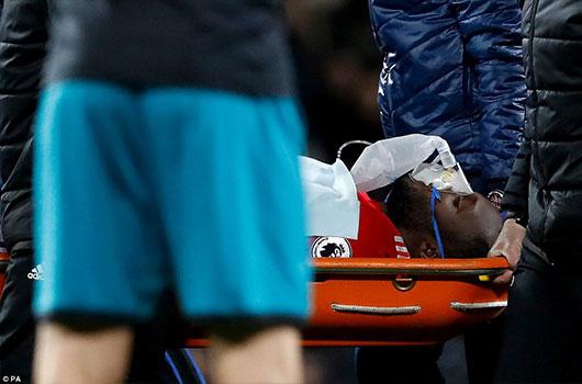 Mourinho lên tiếng xác nhận về chấn thương của Lukaku