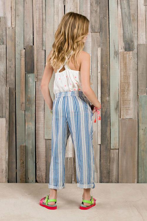 Pantalones de nenas moda primavera verano 2018 Rapsodia Girls.