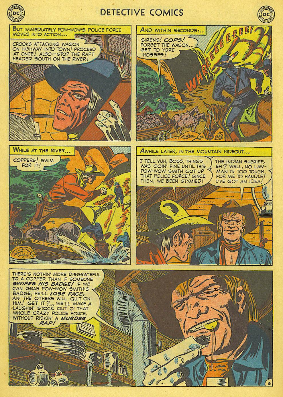 Read online Detective Comics (1937) comic -  Issue #173 - 45