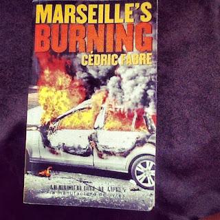 Marseille's burning, un roman de Cédric de Fabre