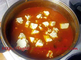 Σάλτσα ντομάτας με μελιτζάνες και κολοκύθια - από «Τα φαγητά της γιαγιάς»