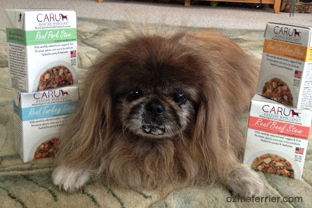 CARU Pet Food is great option for picky eaters and senior pets