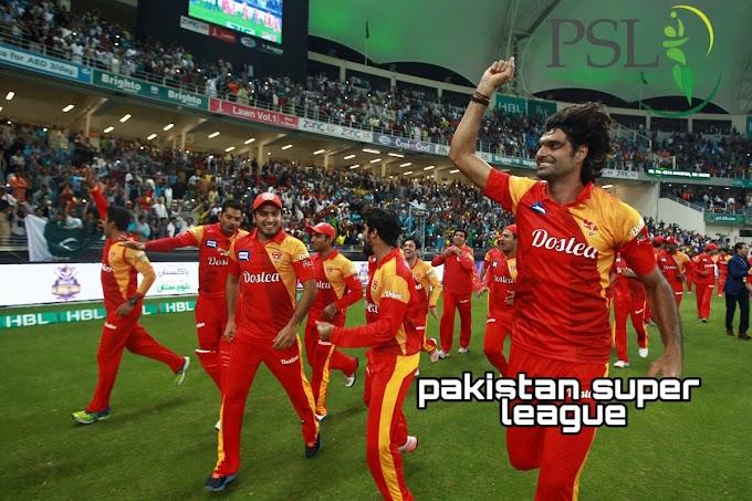 Pakistan Super League 2019 #Team & Captain