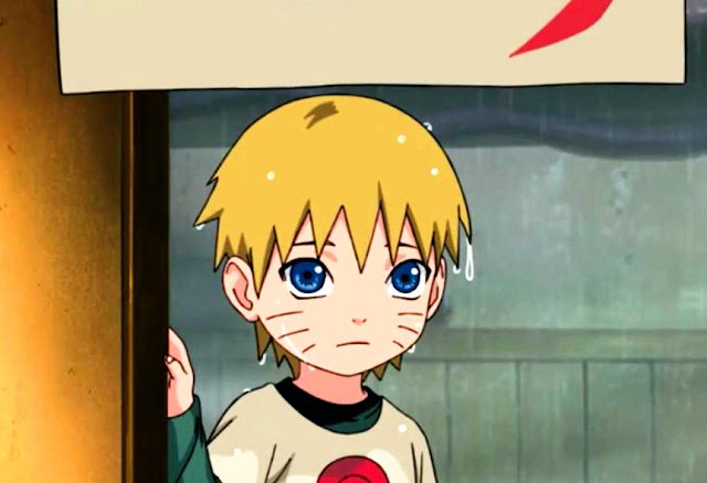 cute naruto kecil photo