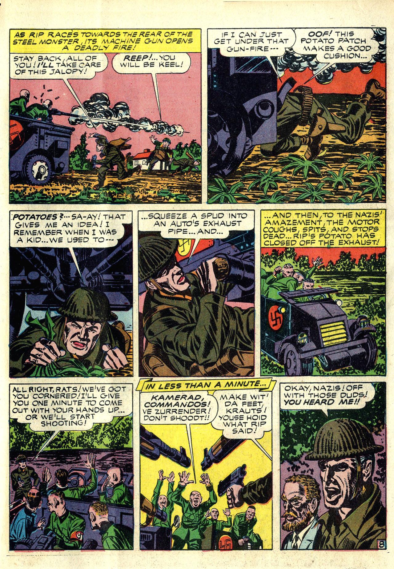 Read online Detective Comics (1937) comic -  Issue #78 - 53