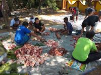 Semua Dusun Desa Rambipuji Melaksana Kurban di Beberapa Musollah dan Masjid