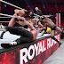 Eliminações e ordem de entradas da 30 Man Royal Rumble Match