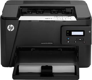 HP Laserjet Pro M202DW Printer Driver Download