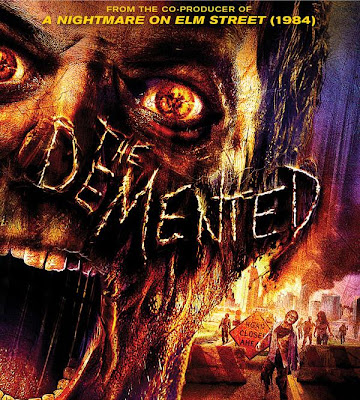 The Demented (blu-ray cover)