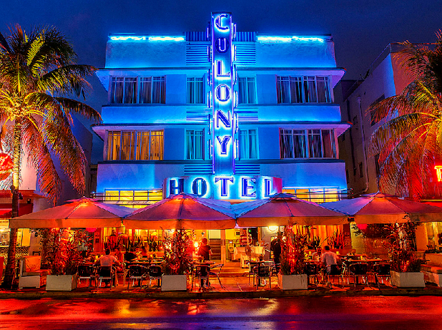 Colony Hotel em Miami