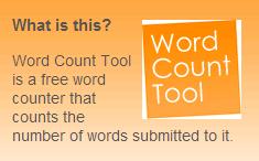Menghitung Jumlah kata secara cepat