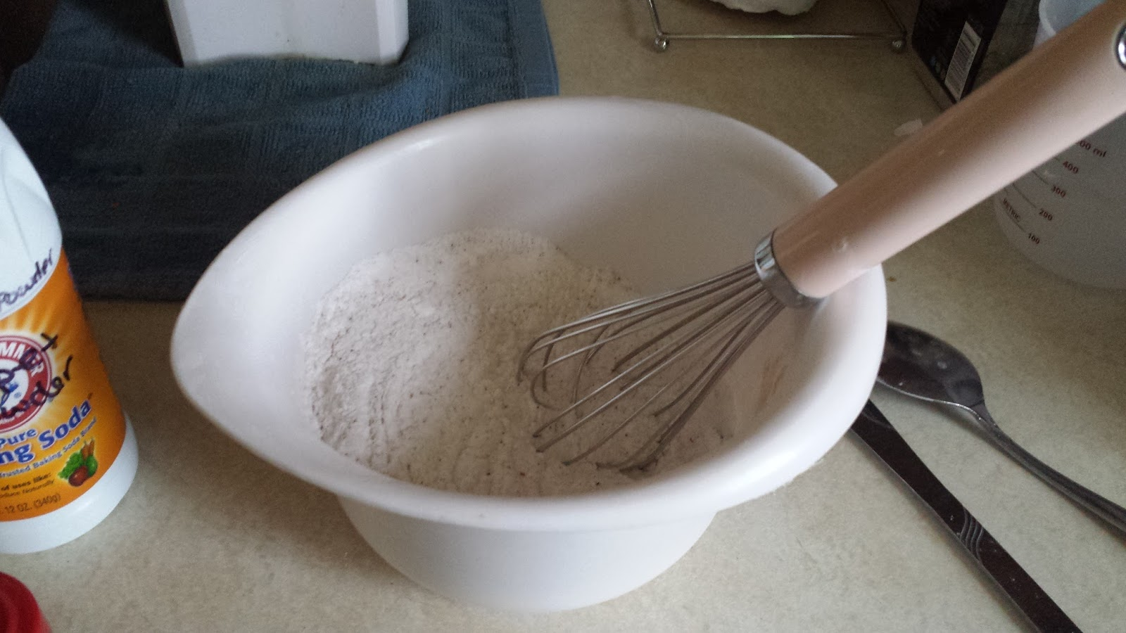 diy carpet powder- with three ingredients