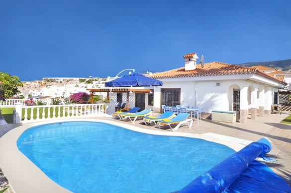 Tenerife Holiday Villa
