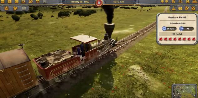 DTG Reviews: Railway Empire Strategy Guide and Useful Tips