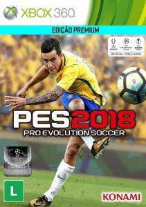 Baixar Pro Evolution xbox 360 PES 2018