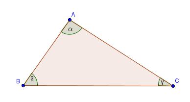 Matemática Latex Demostración Suma De ángulos Interiores De Un Triángulo