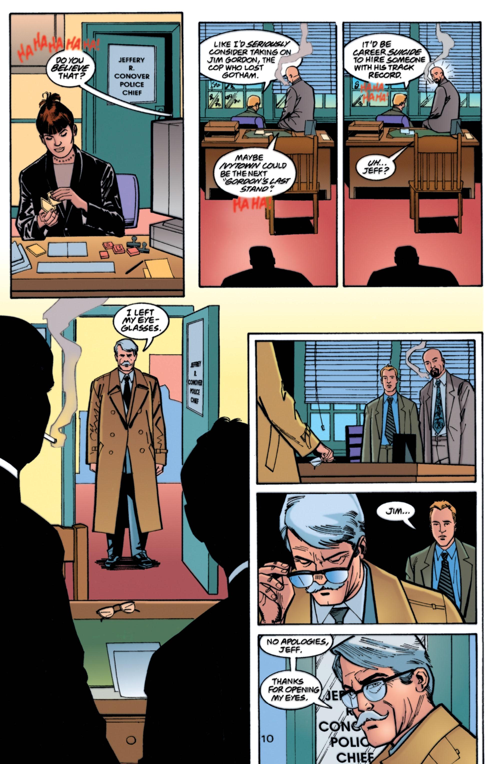 Detective Comics (1937) 728 Page 10