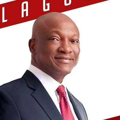 Agbaje: I Want To Inspire A New Generation Of Lagosians