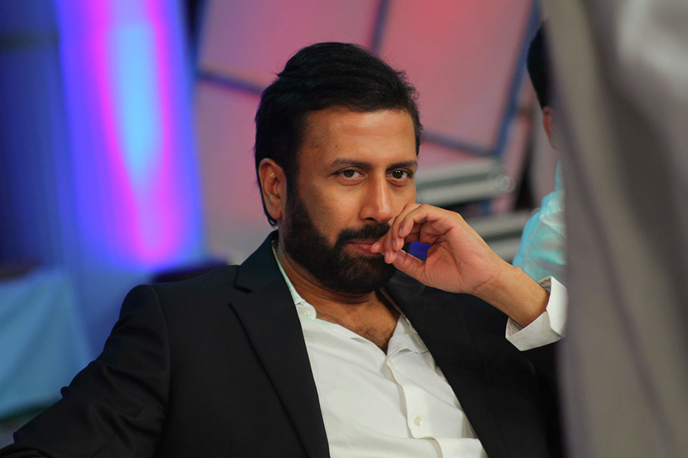 ravi prakash tv9 biography
