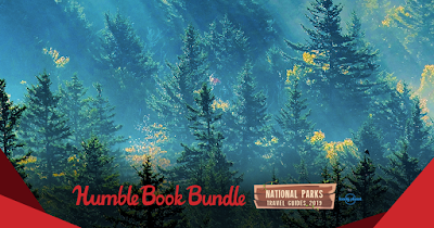 Humble Book Bundle: National Parks Travel Guides 2019 by Lonely Planet