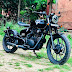 Rideofy Modified Royal Enfield into Triumph like Bobber