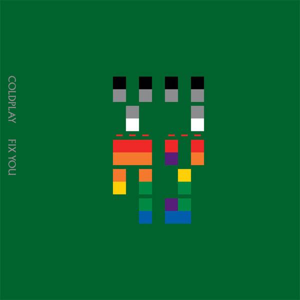 Coldplay Fix You Guitar Chords Lyrics Kunci Gitar