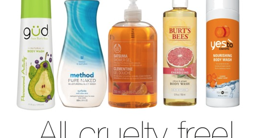 Cruelty Free Body Wash Brands