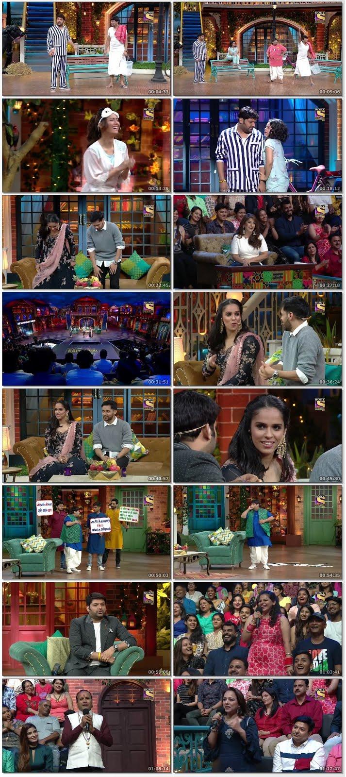 The Kapil Sharma Show 18th May 2019 Hindi 250MB HDTV 480p 720p x264