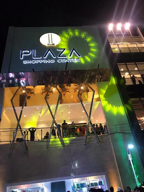 Inaugurado o Plaza Shopping Center em Pau dos Ferros/RN