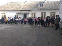 (ФОТО)В рамках «Месячника безопасности» проведены тренировочные занятия в школе №2