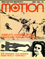 MOTION MAGAZINE vol.3 NOV-DEC-  1973