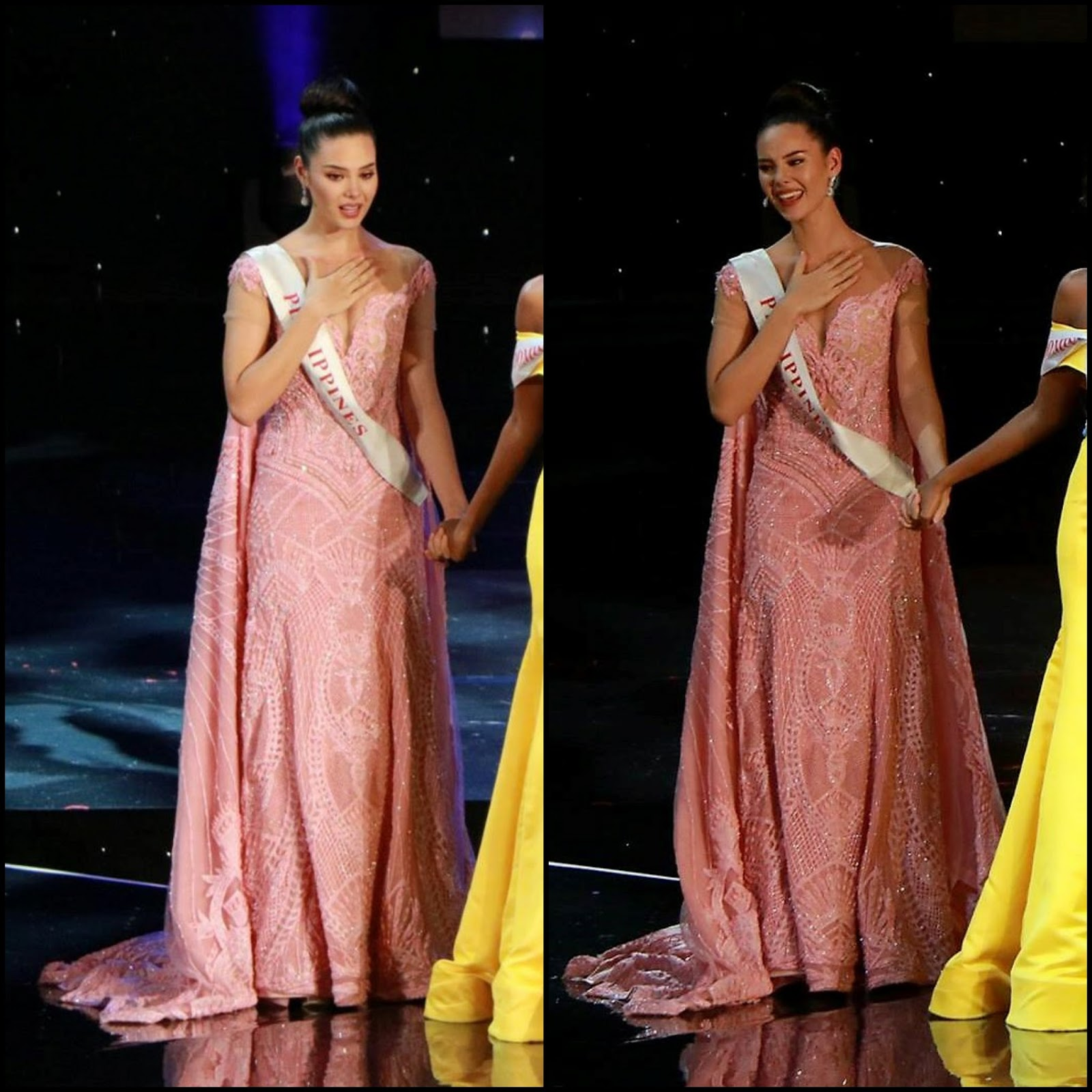SASHES AND TIARAS.....Miss World 2016: Evening Gown Recap, Crowning ...