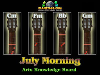 July Morning Game