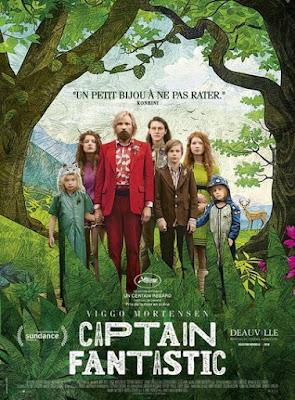 Affiche Captain Fantastic