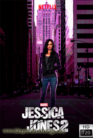 Jessica Jones Temporada 2 [720p] [Latino-Ingles] [MEGA]