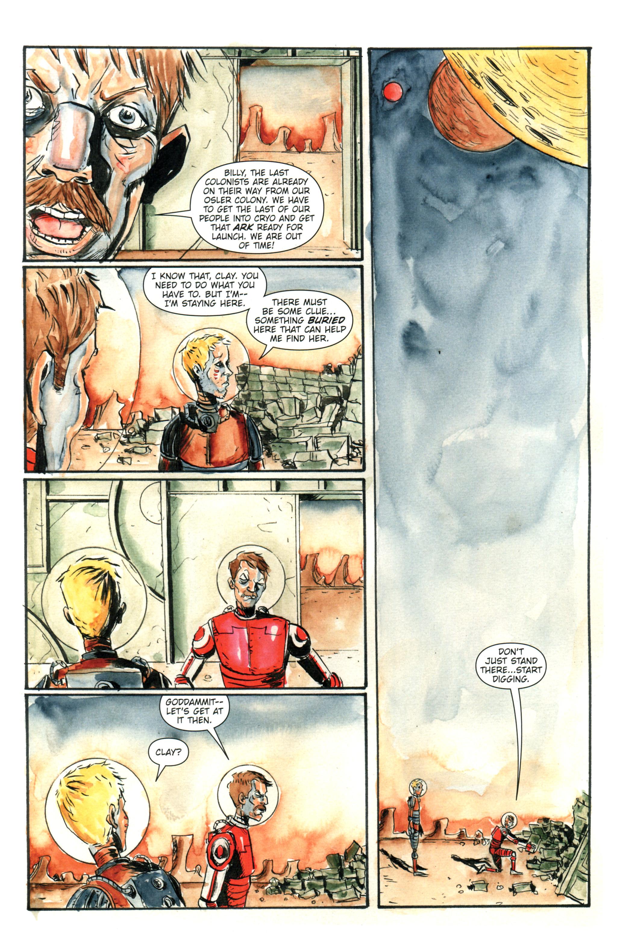 Read online Trillium comic -  Issue #7 - 10