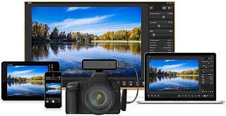 تحديث CamFi 3.0 يضيف الدعم اللاسلكي لكاميرات سوني