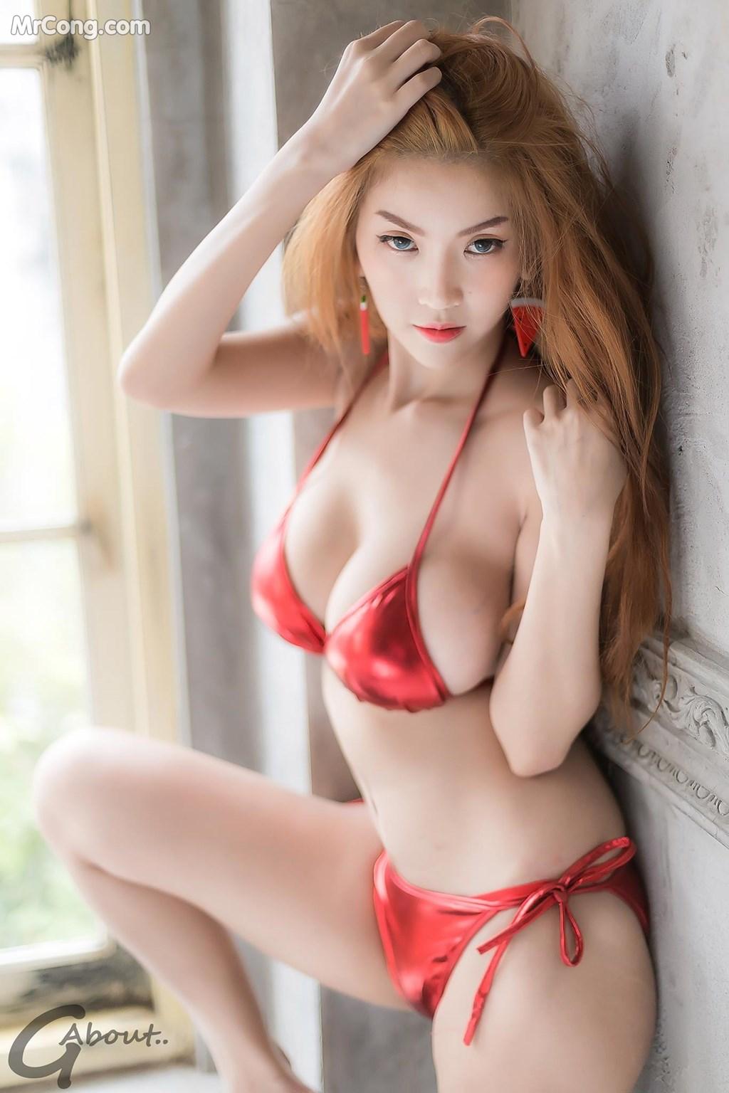 Image Thai-Model-No.482-Alisa-Rattanachawangkul-MrCong.com-005 in post Thai Model No.482: Người mẫu Alisa Rattanachawangkul (9 ảnh)