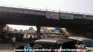 OverBridge of Aurangabad bypass
