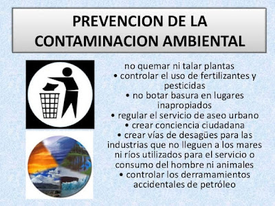 soluciones a la contaminacion