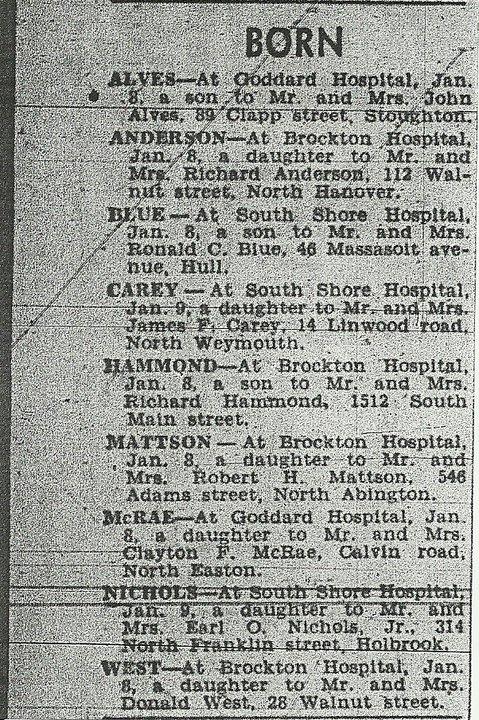 McRae/Anderson Genealogy: August 2013