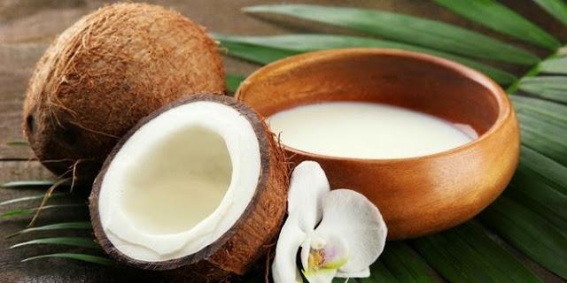 cantik dengan santan kelapa